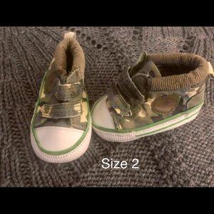 Joseph Allen baby shoes